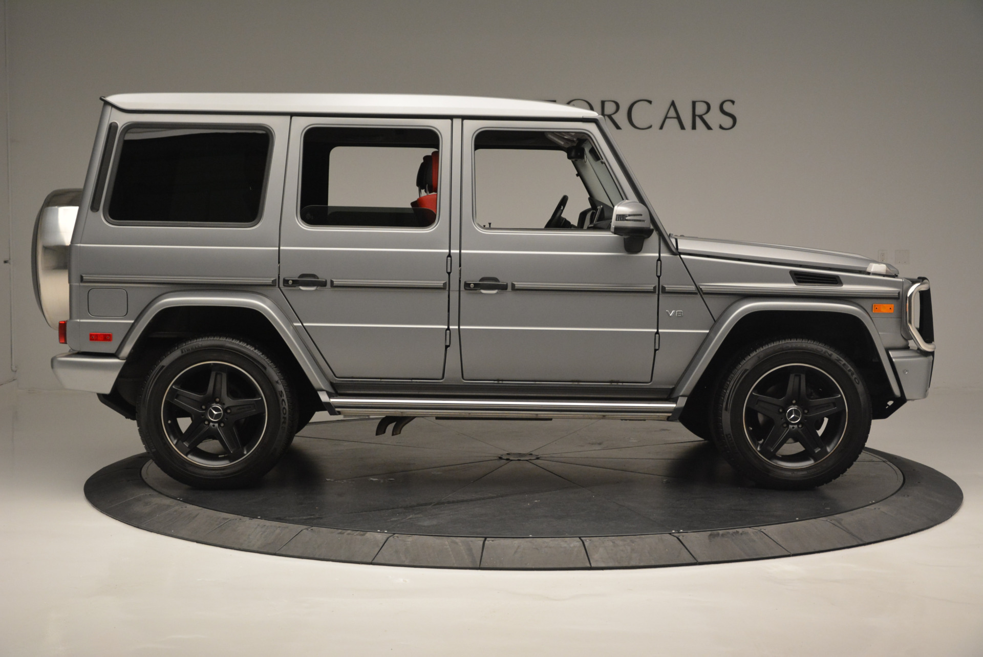 Used 2016 Mercedes-Benz G-Class G 550 For Sale In Westport, CT 2510_p9