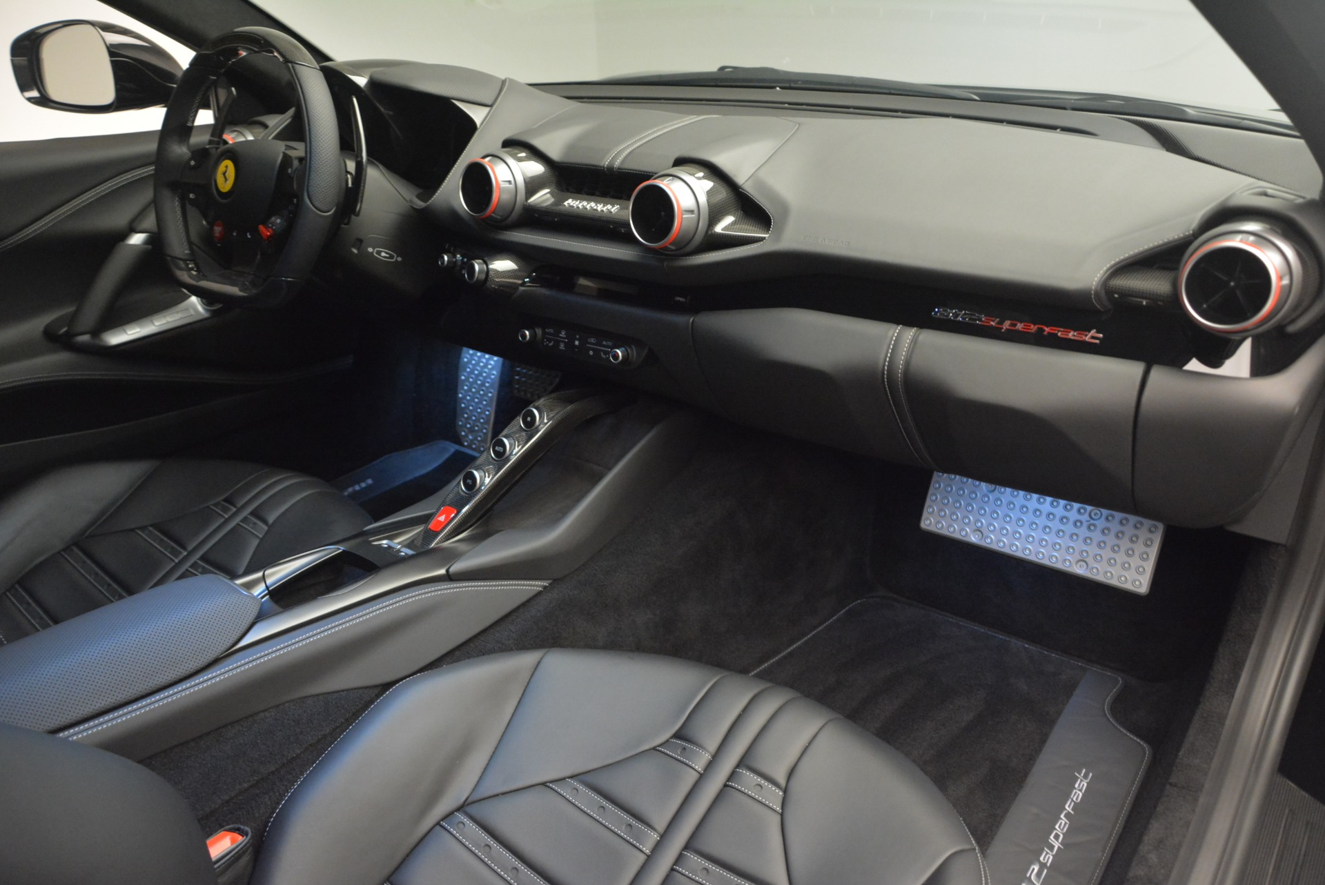 Used 2018 Ferrari 812 Superfast  For Sale In Westport, CT 2511_p17