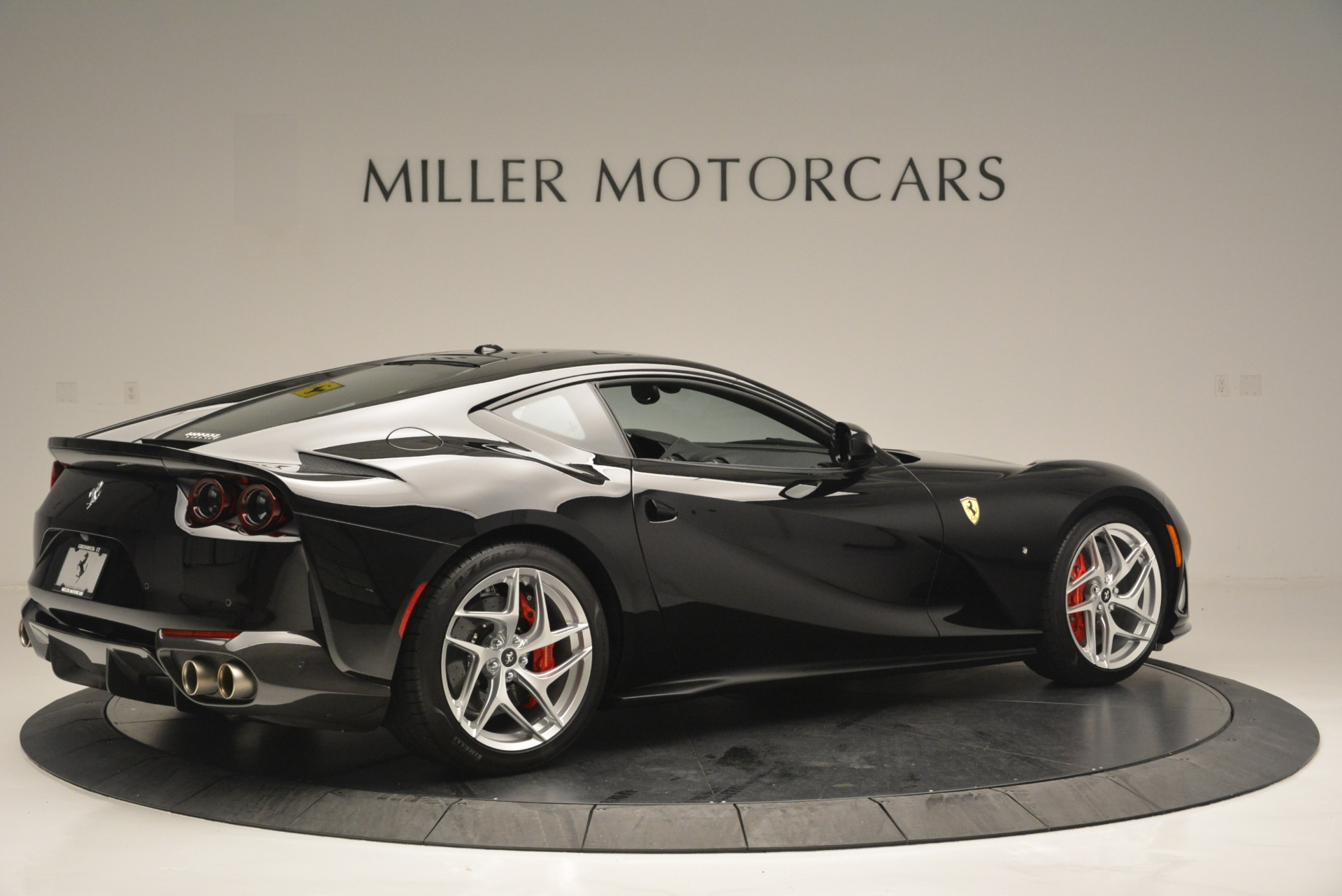 Used 2018 Ferrari 812 Superfast  For Sale In Westport, CT 2511_p8