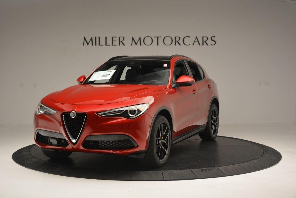 New 2018 Alfa Romeo Stelvio Ti Sport Q4 For Sale In Westport, CT 2512_main