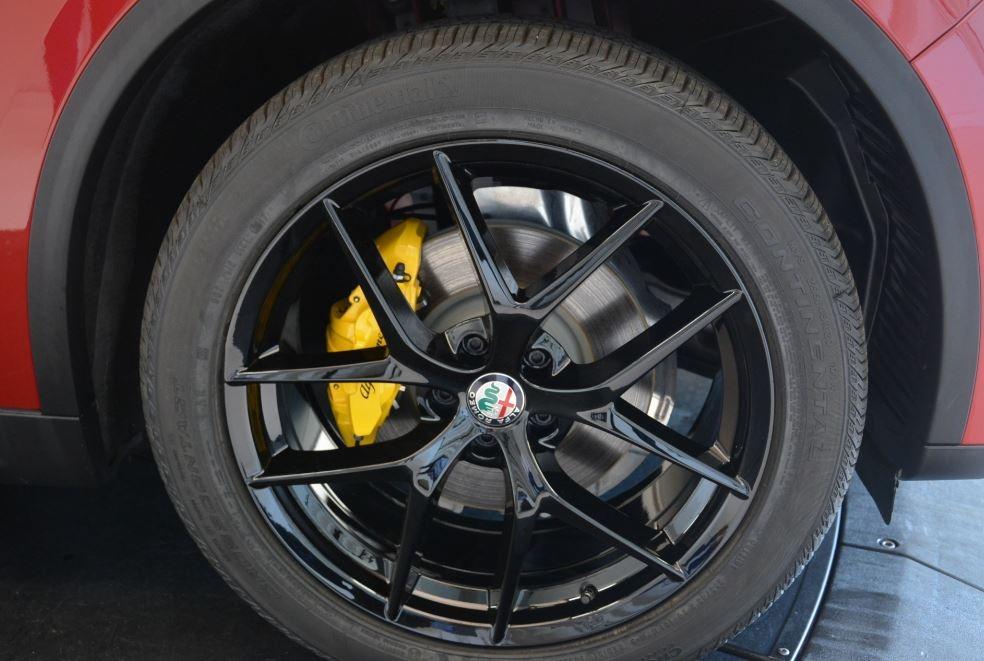 New 2018 Alfa Romeo Stelvio Ti Sport Q4 For Sale In Westport, CT 2512_p25