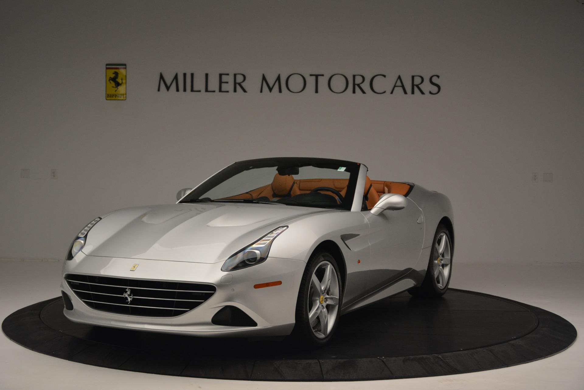 Used 2015 Ferrari California T  For Sale In Westport, CT 2514_main