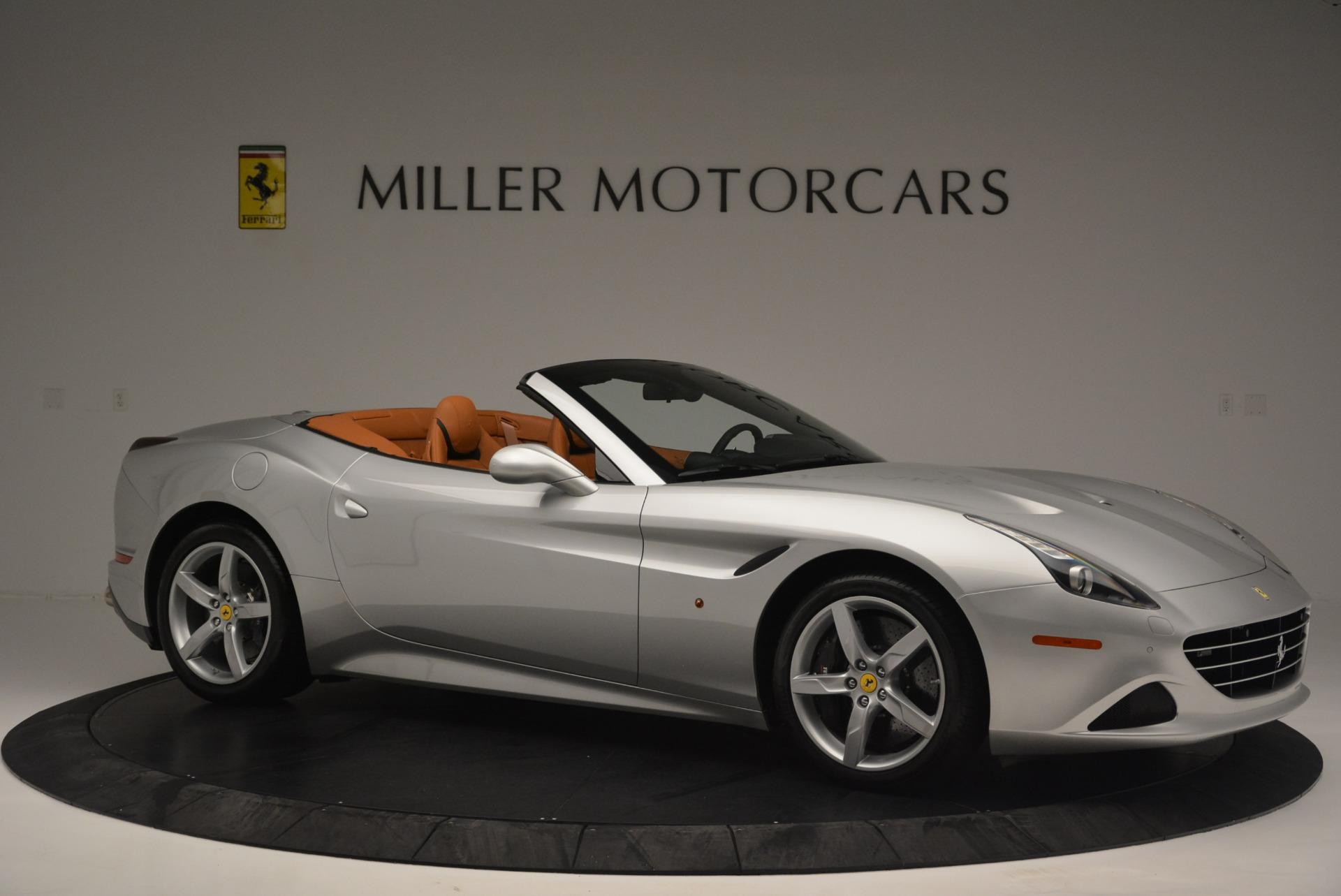 Used 2015 Ferrari California T  For Sale In Westport, CT 2514_p10