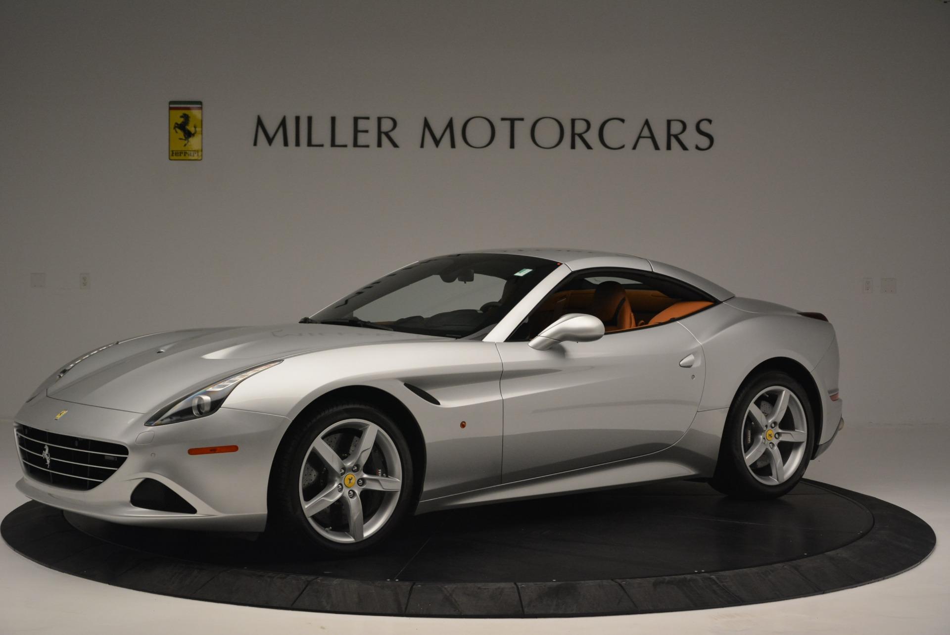 Used 2015 Ferrari California T  For Sale In Westport, CT 2514_p14