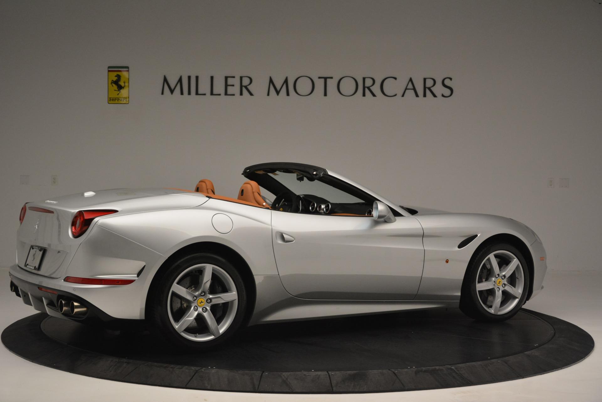 Used 2015 Ferrari California T  For Sale In Westport, CT 2514_p8