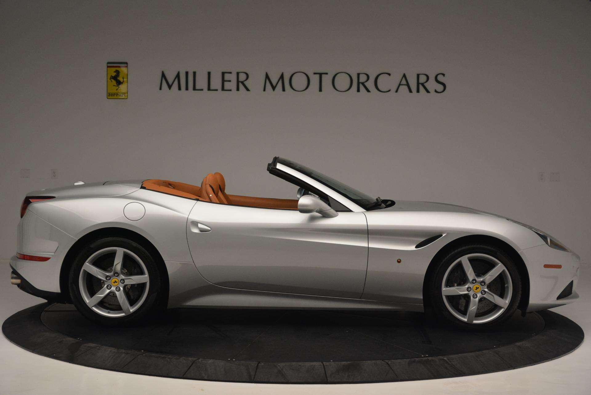 Used 2015 Ferrari California T  For Sale In Westport, CT 2514_p9