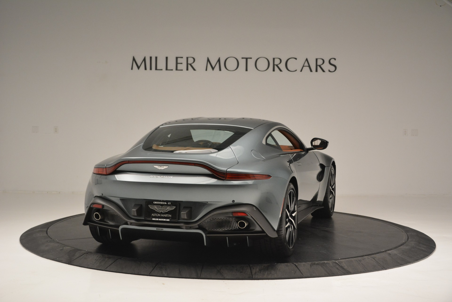 New 2019 Aston Martin Vantage Coupe For Sale In Westport, CT 2515_p7