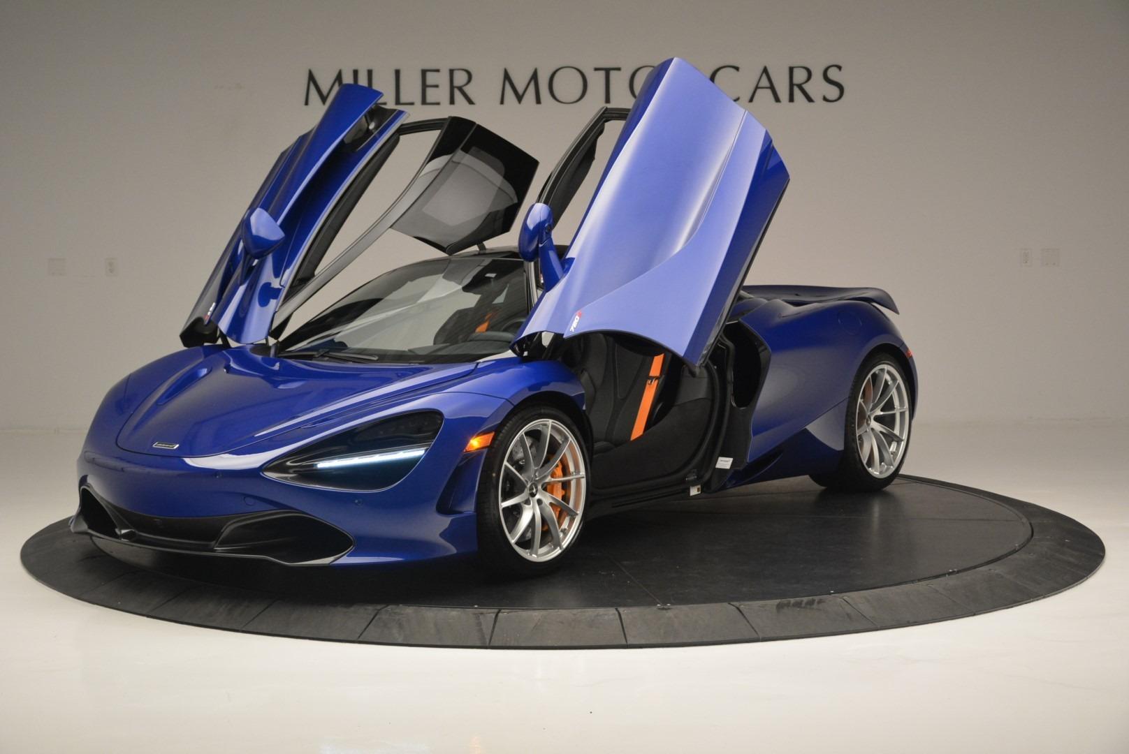 Used 2019 McLaren 720S Coupe For Sale In Westport, CT 2516_p14