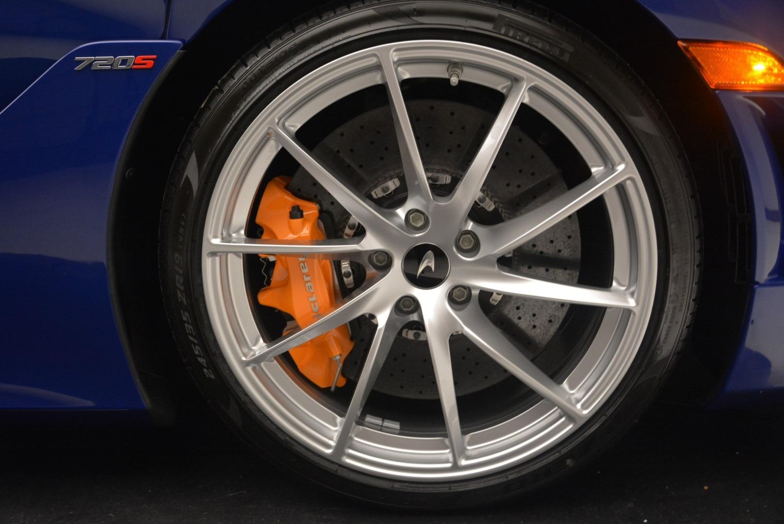 Used 2019 McLaren 720S Coupe For Sale In Westport, CT 2516_p22