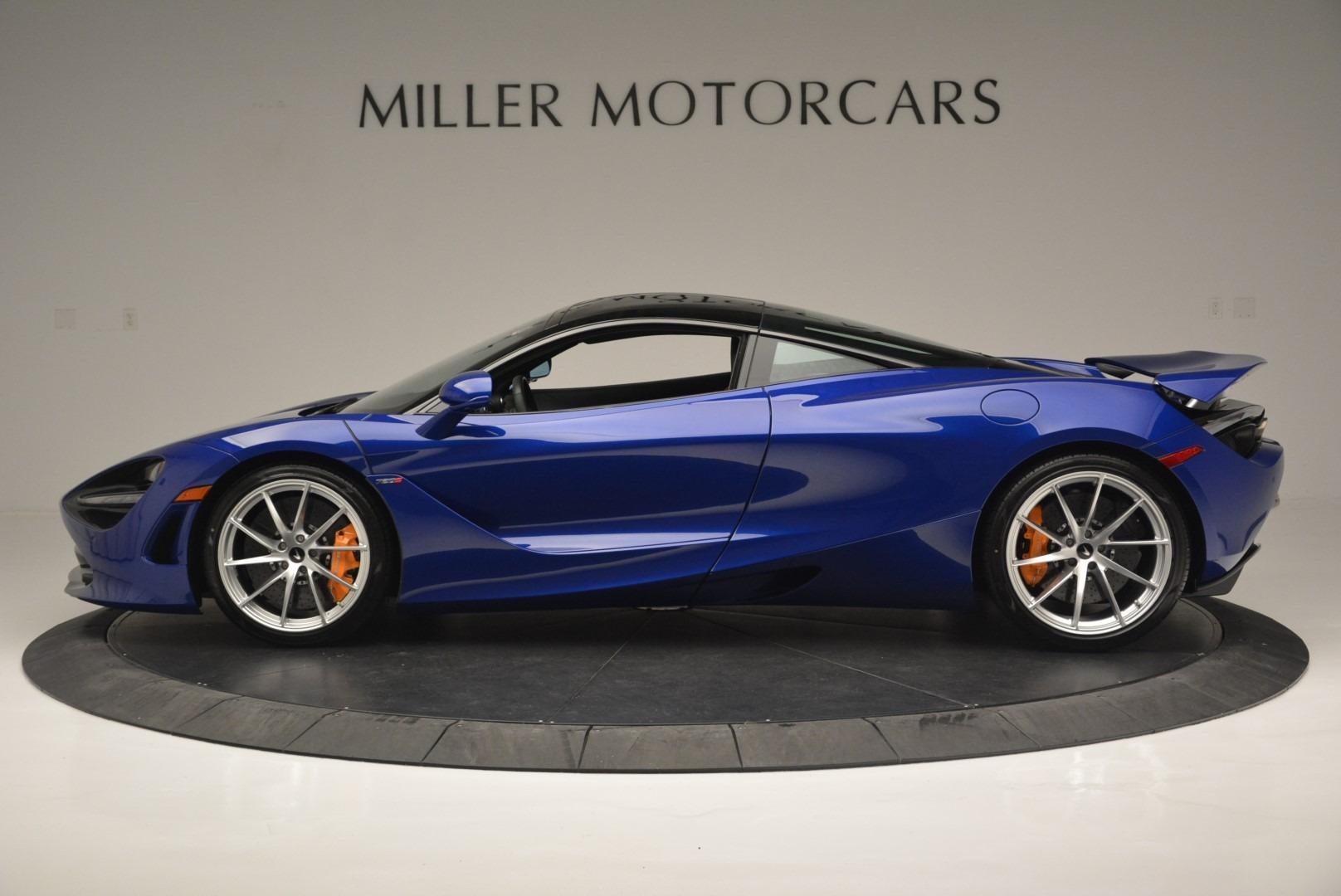 Used 2019 McLaren 720S Coupe For Sale In Westport, CT 2516_p3