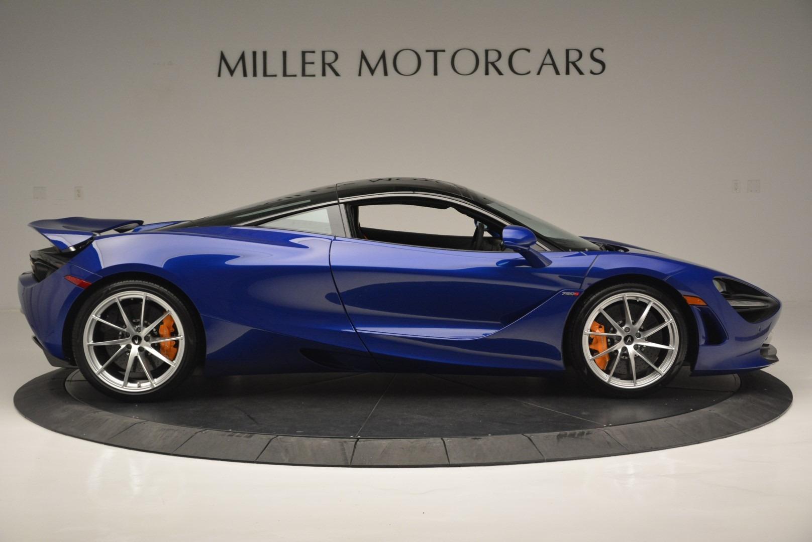 Used 2019 McLaren 720S Coupe For Sale In Westport, CT 2516_p9