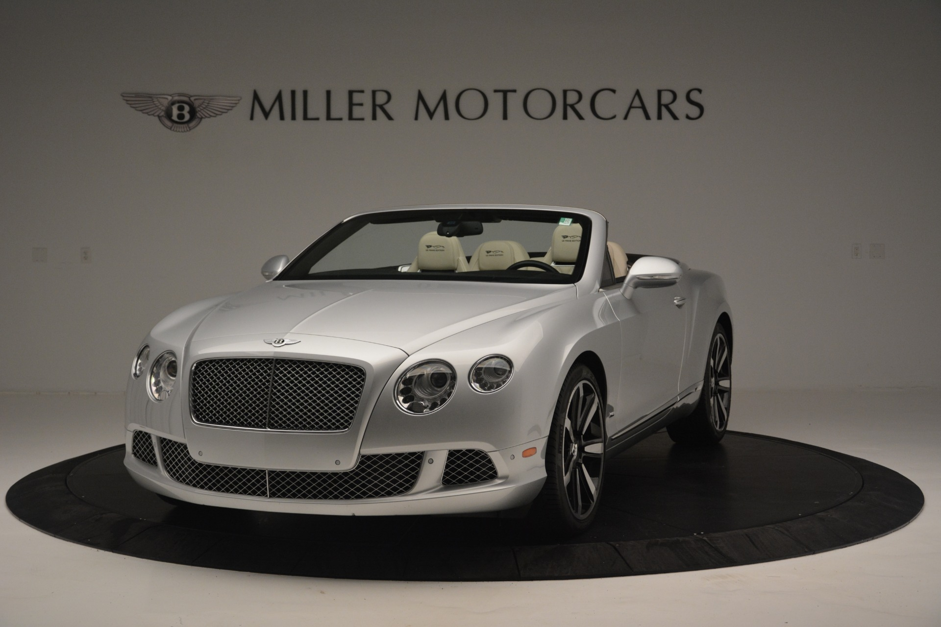 Used 2013 Bentley Continental GT W12 Le Mans Edition For Sale In Westport, CT