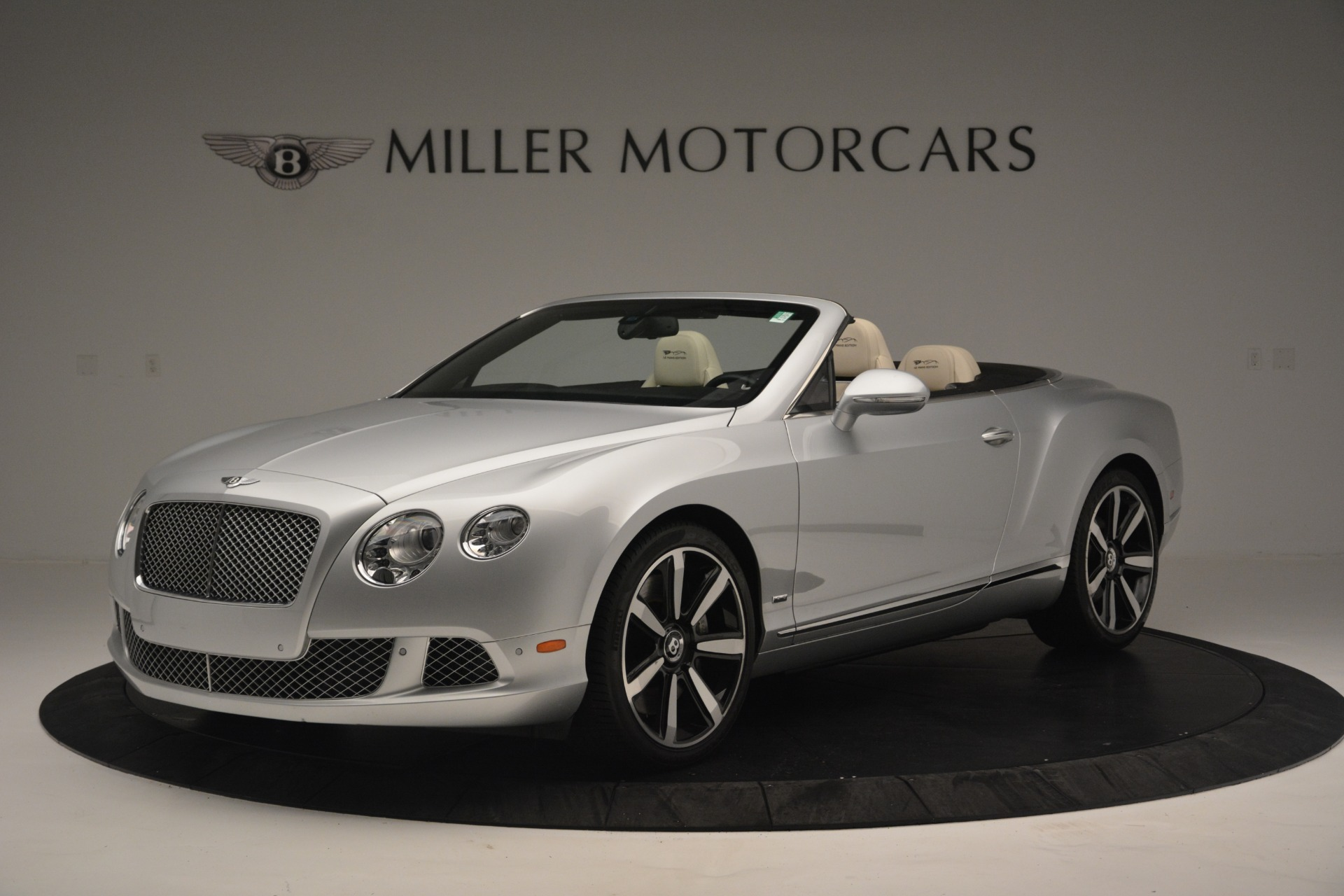 Used 2013 Bentley Continental GT W12 Le Mans Edition For Sale In Westport, CT 2519_p2