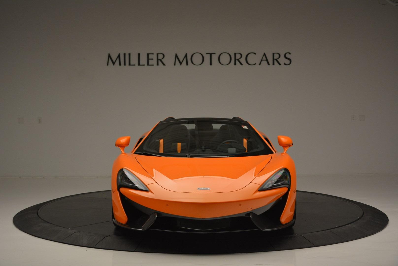 New 2019 McLaren 570S Spider Convertible For Sale In Westport, CT 2520_p12