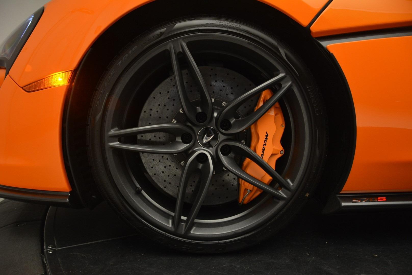 New 2019 McLaren 570S Spider Convertible For Sale In Westport, CT 2520_p23