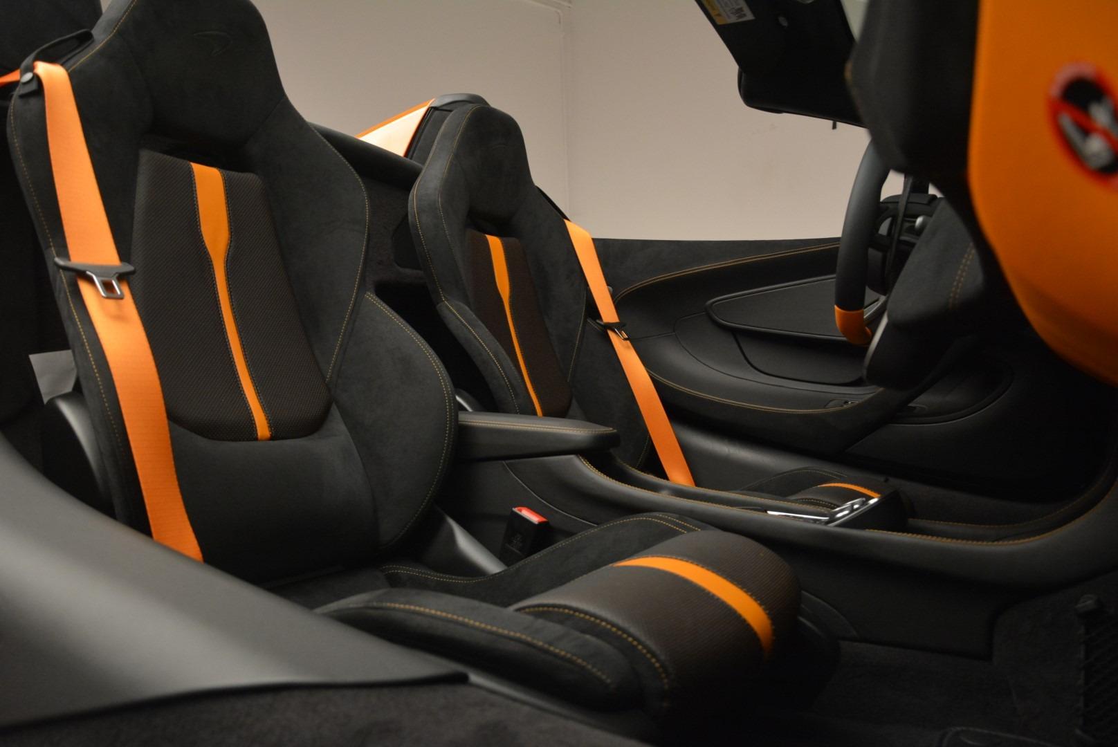 New 2019 McLaren 570S Spider Convertible For Sale In Westport, CT 2520_p28