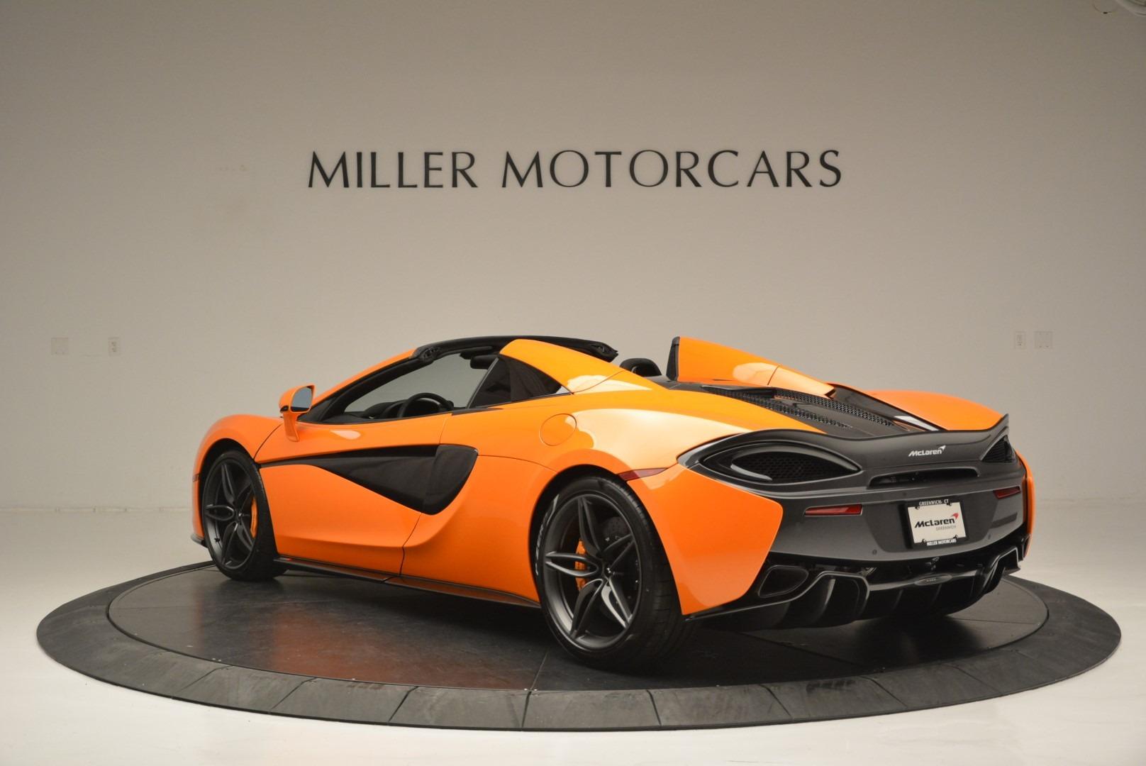 New 2019 McLaren 570S Spider Convertible For Sale In Westport, CT 2520_p5