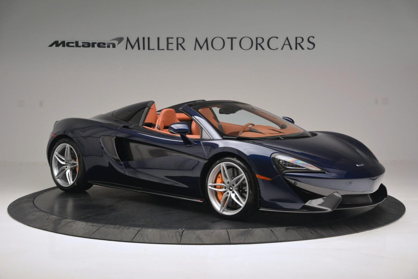 New 2019 McLaren 570S Spider Convertible For Sale In Westport, CT 2521_p10