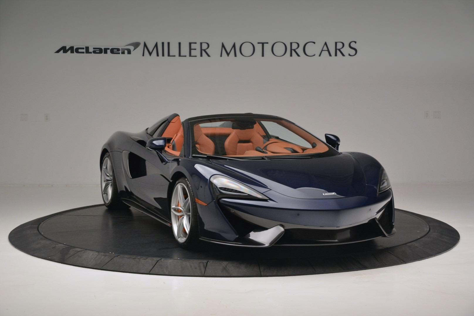 New 2019 McLaren 570S Spider Convertible For Sale In Westport, CT 2521_p11