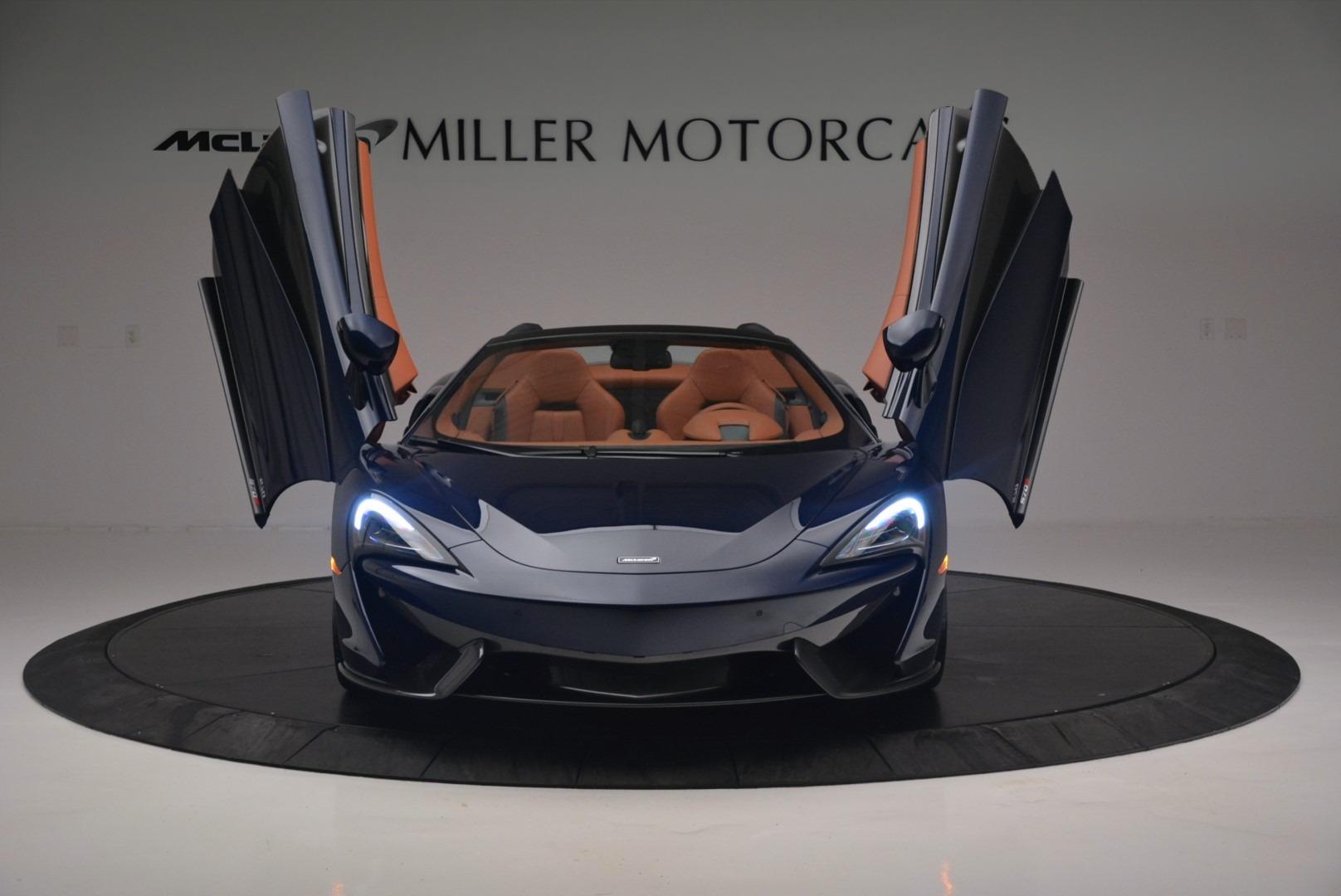 New 2019 McLaren 570S Spider Convertible For Sale In Westport, CT 2521_p13