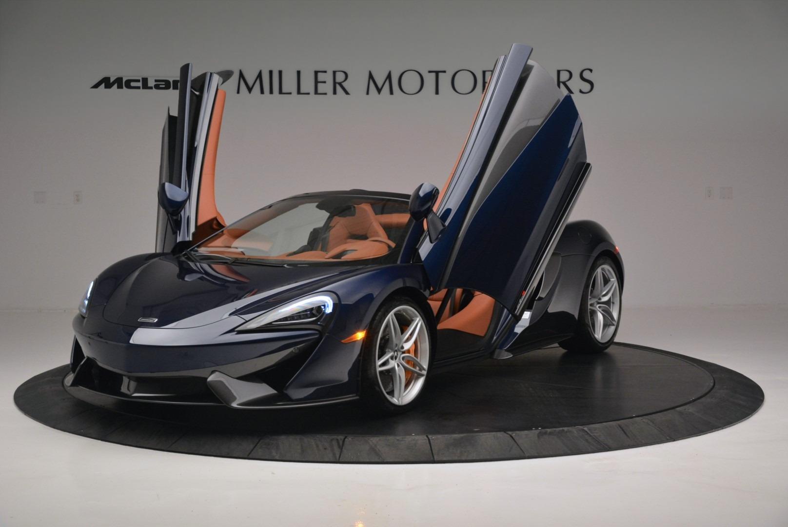 New 2019 McLaren 570S Spider Convertible For Sale In Westport, CT 2521_p14