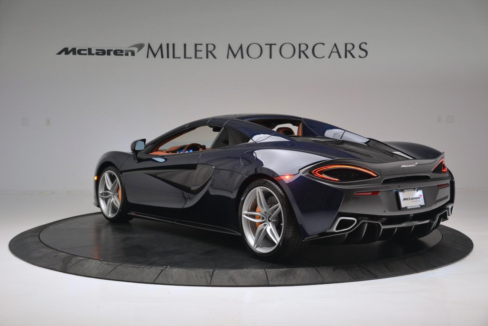 New 2019 McLaren 570S Spider Convertible For Sale In Westport, CT 2521_p17