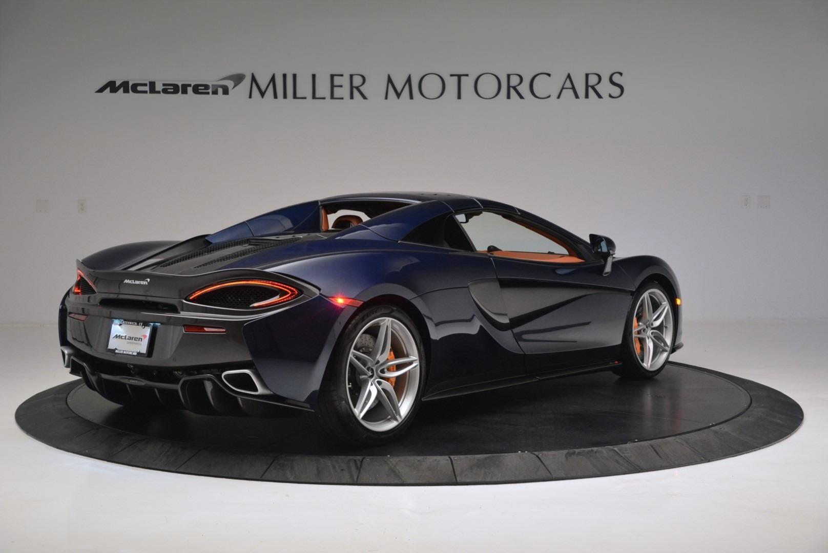 New 2019 McLaren 570S Spider Convertible For Sale In Westport, CT 2521_p19