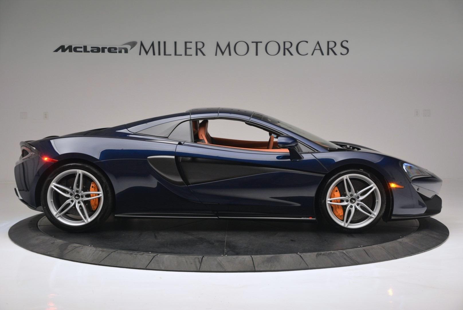 New 2019 McLaren 570S Spider Convertible For Sale In Westport, CT 2521_p20