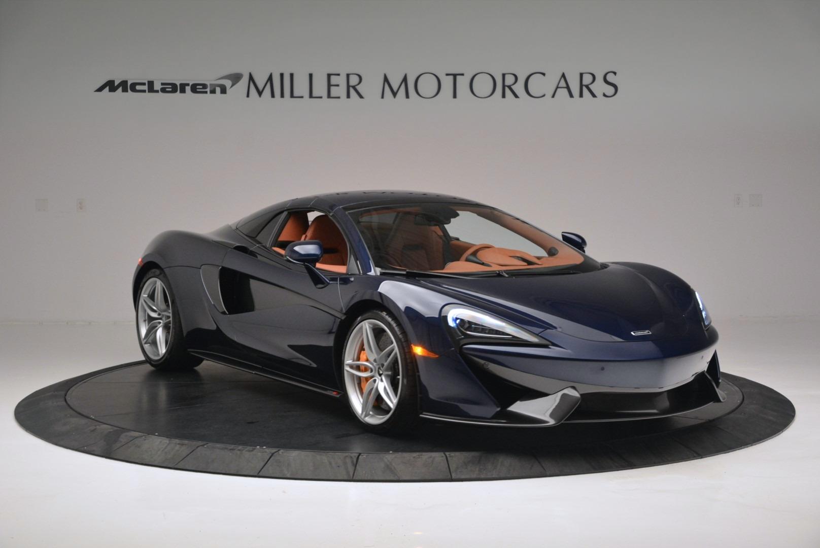 New 2019 McLaren 570S Spider Convertible For Sale In Westport, CT 2521_p21