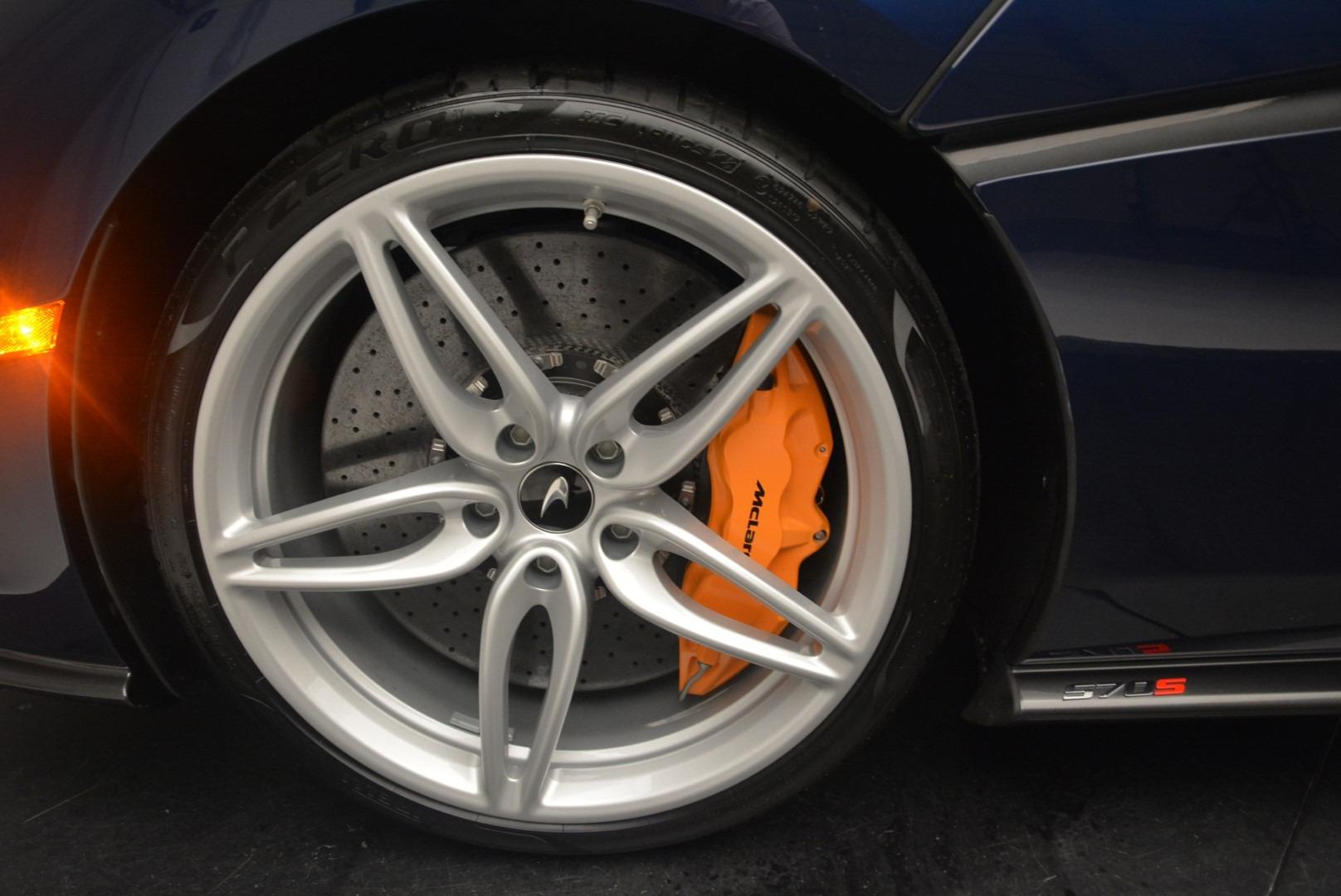 New 2019 McLaren 570S Spider Convertible For Sale In Westport, CT 2521_p22