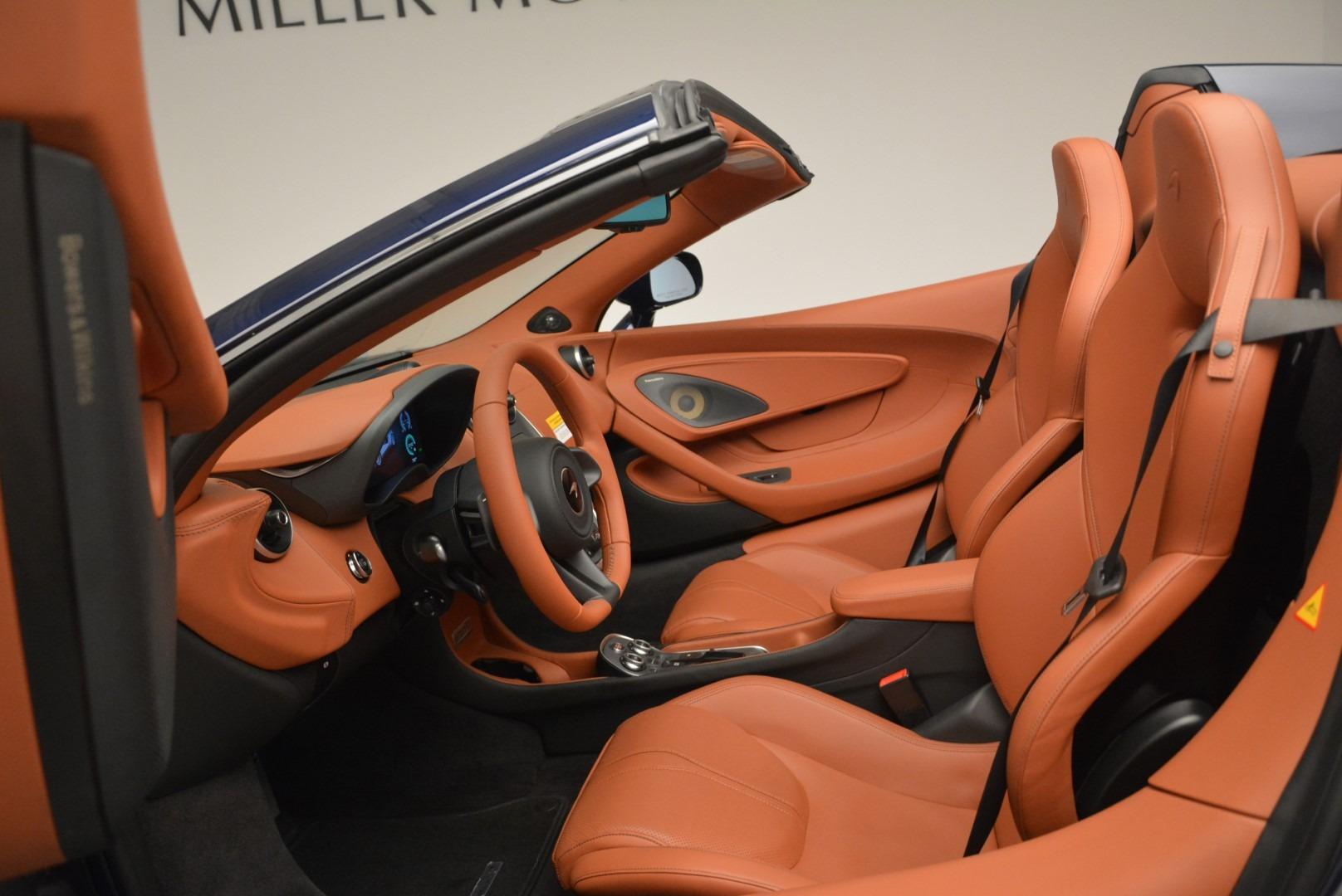 New 2019 McLaren 570S Spider Convertible For Sale In Westport, CT 2521_p24