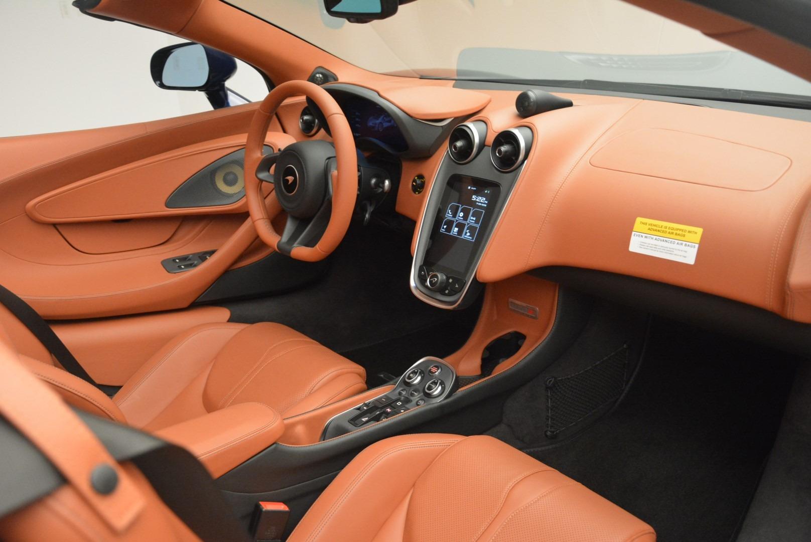 New 2019 McLaren 570S Spider Convertible For Sale In Westport, CT 2521_p26