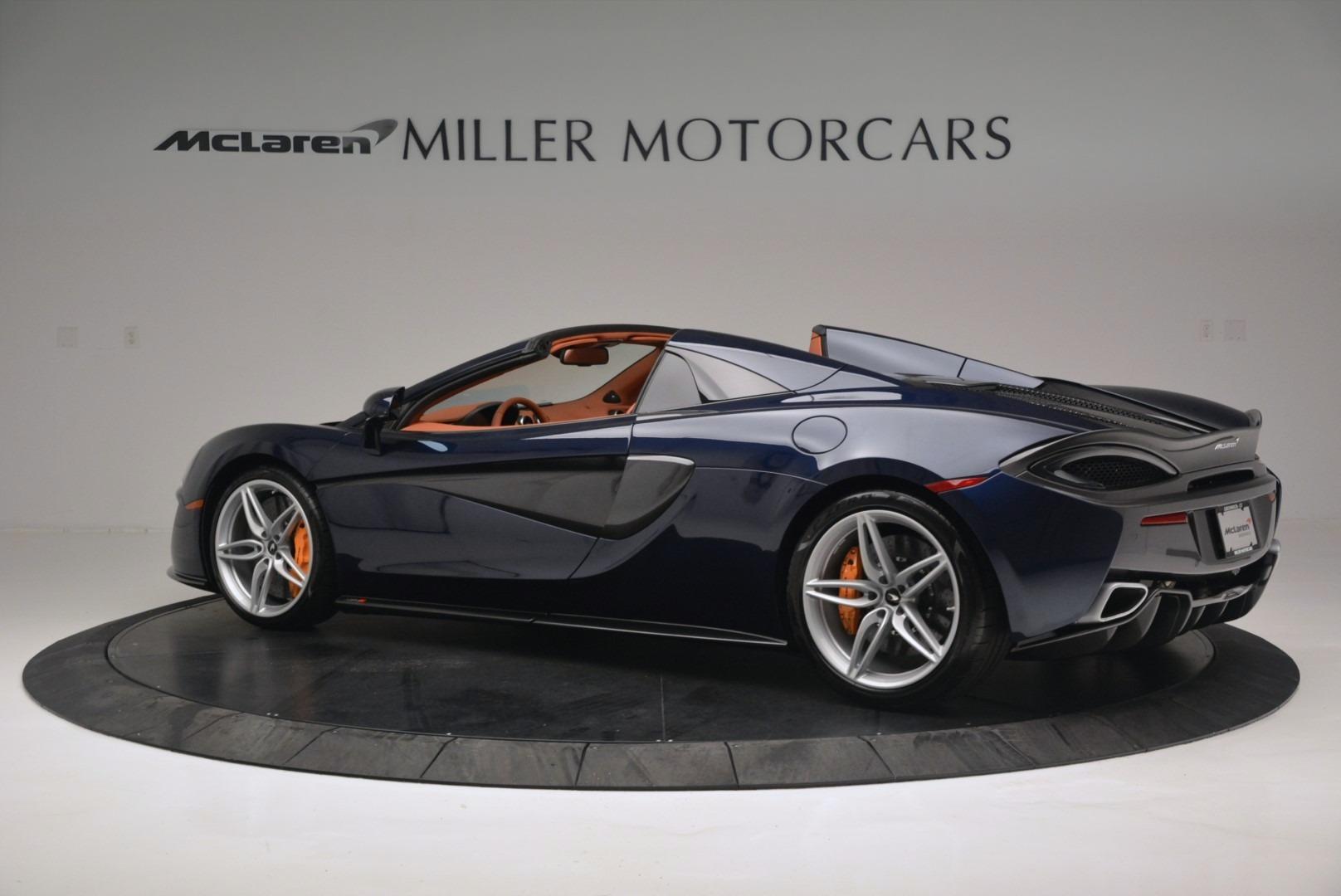 New 2019 McLaren 570S Spider Convertible For Sale In Westport, CT 2521_p4