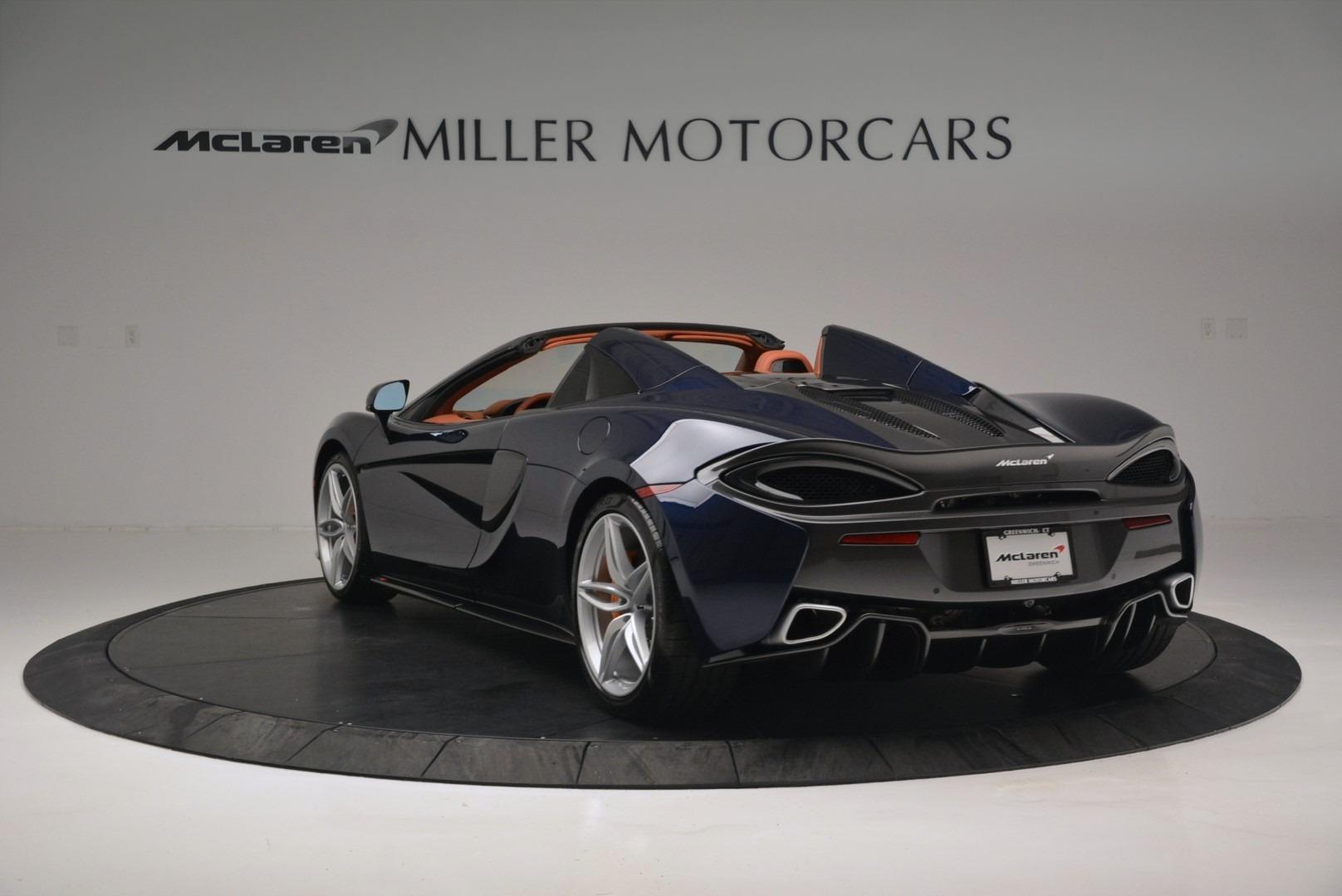 New 2019 McLaren 570S Spider Convertible For Sale In Westport, CT 2521_p5