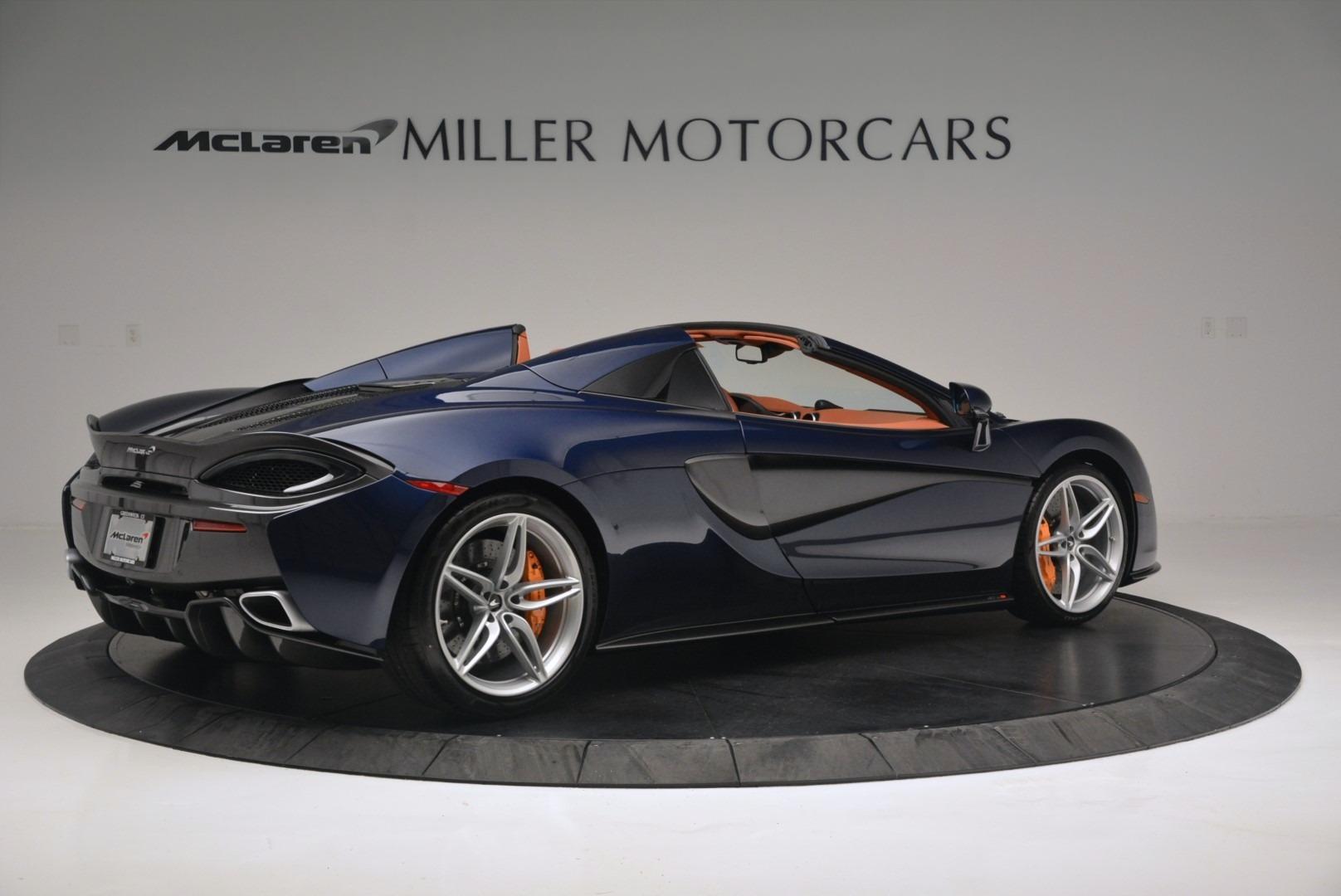 New 2019 McLaren 570S Spider Convertible For Sale In Westport, CT 2521_p8