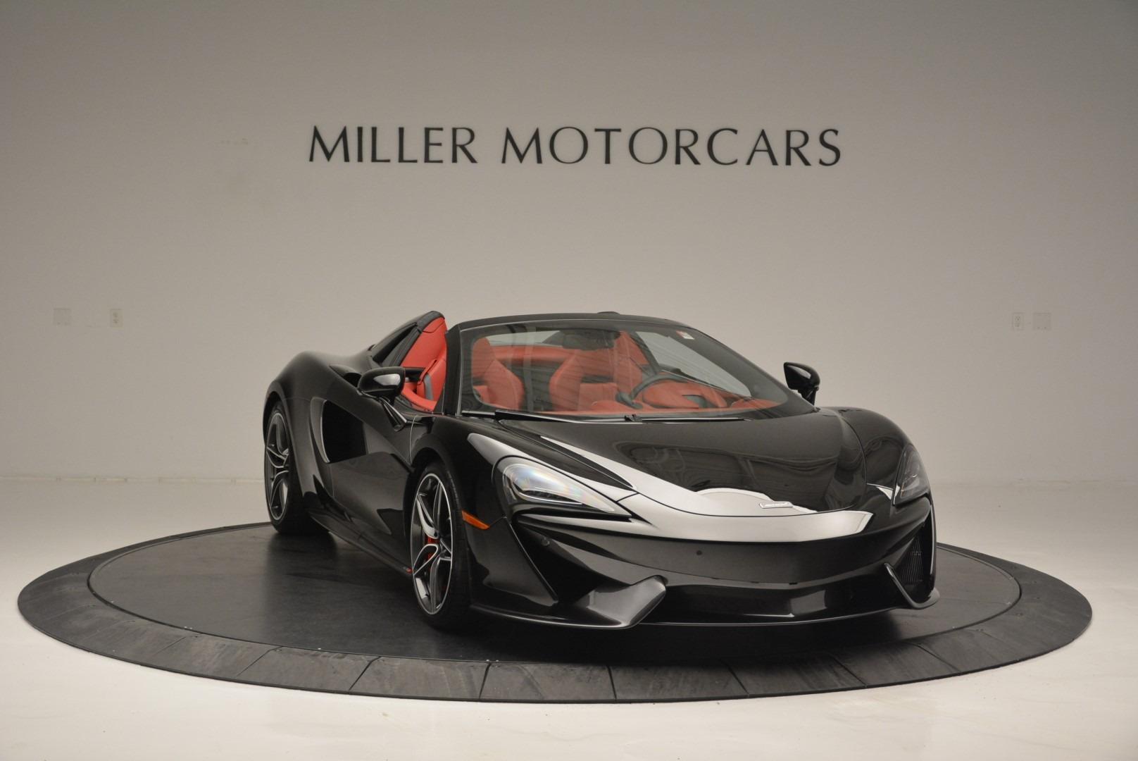 New 2019 McLaren 570S Spider Convertible For Sale In Westport, CT 2522_p11