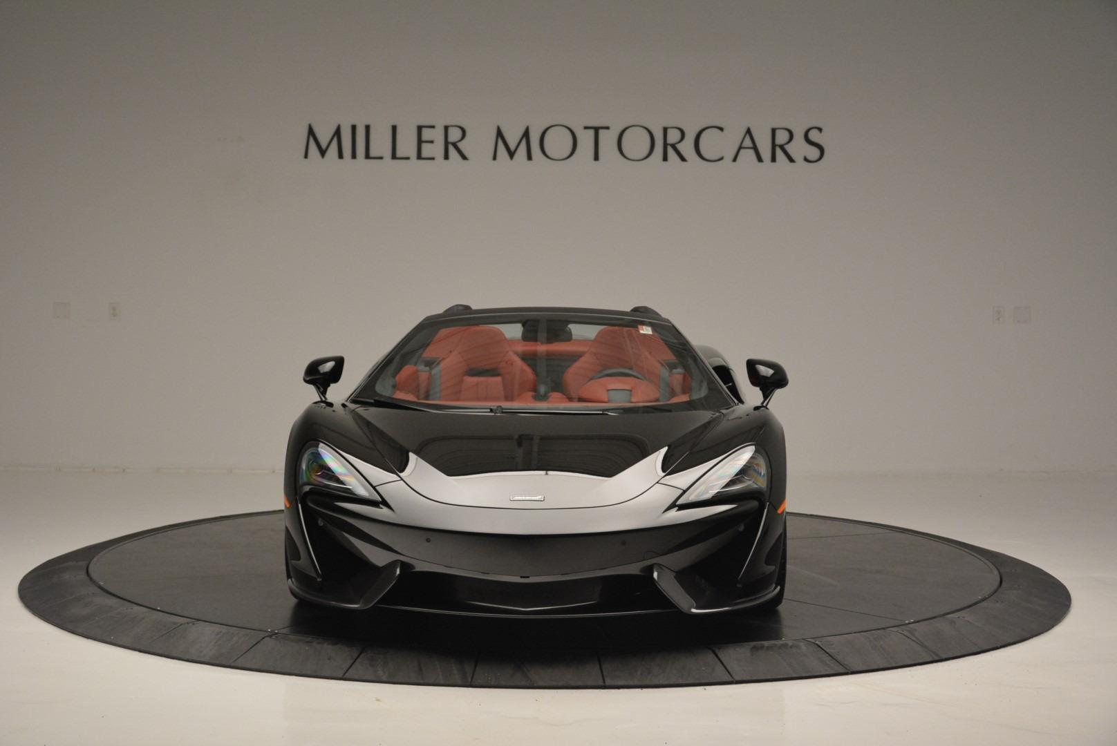 New 2019 McLaren 570S Spider Convertible For Sale In Westport, CT 2522_p12