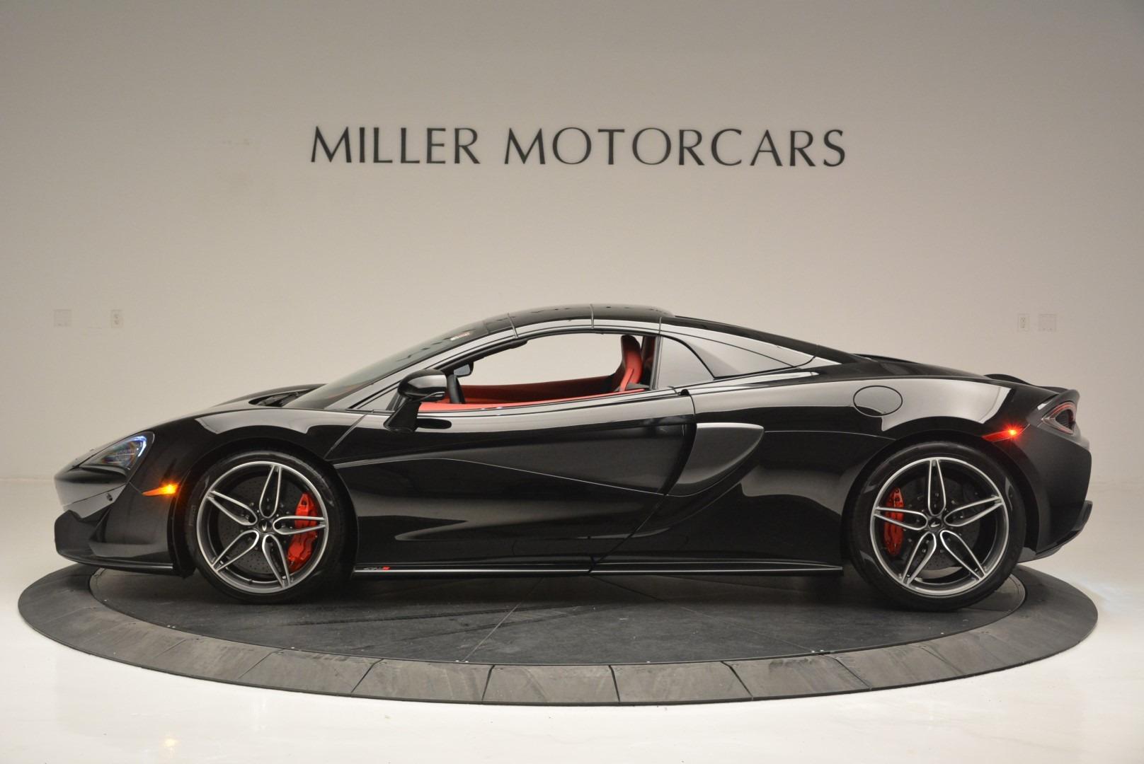 New 2019 McLaren 570S Spider Convertible For Sale In Westport, CT 2522_p16
