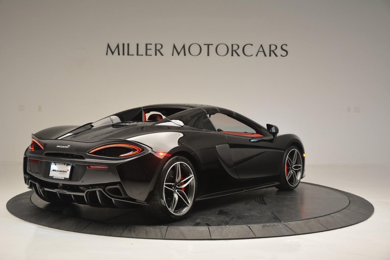 New 2019 McLaren 570S Spider Convertible For Sale In Westport, CT 2522_p19