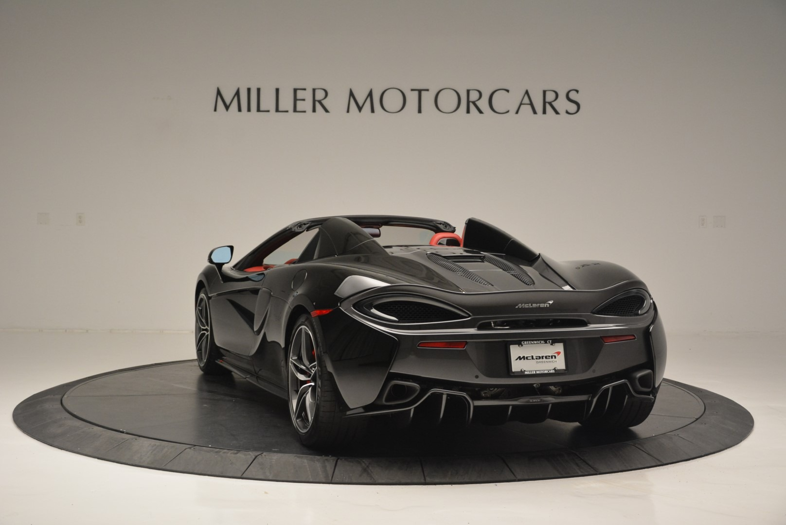 New 2019 McLaren 570S Spider Convertible For Sale In Westport, CT 2522_p5
