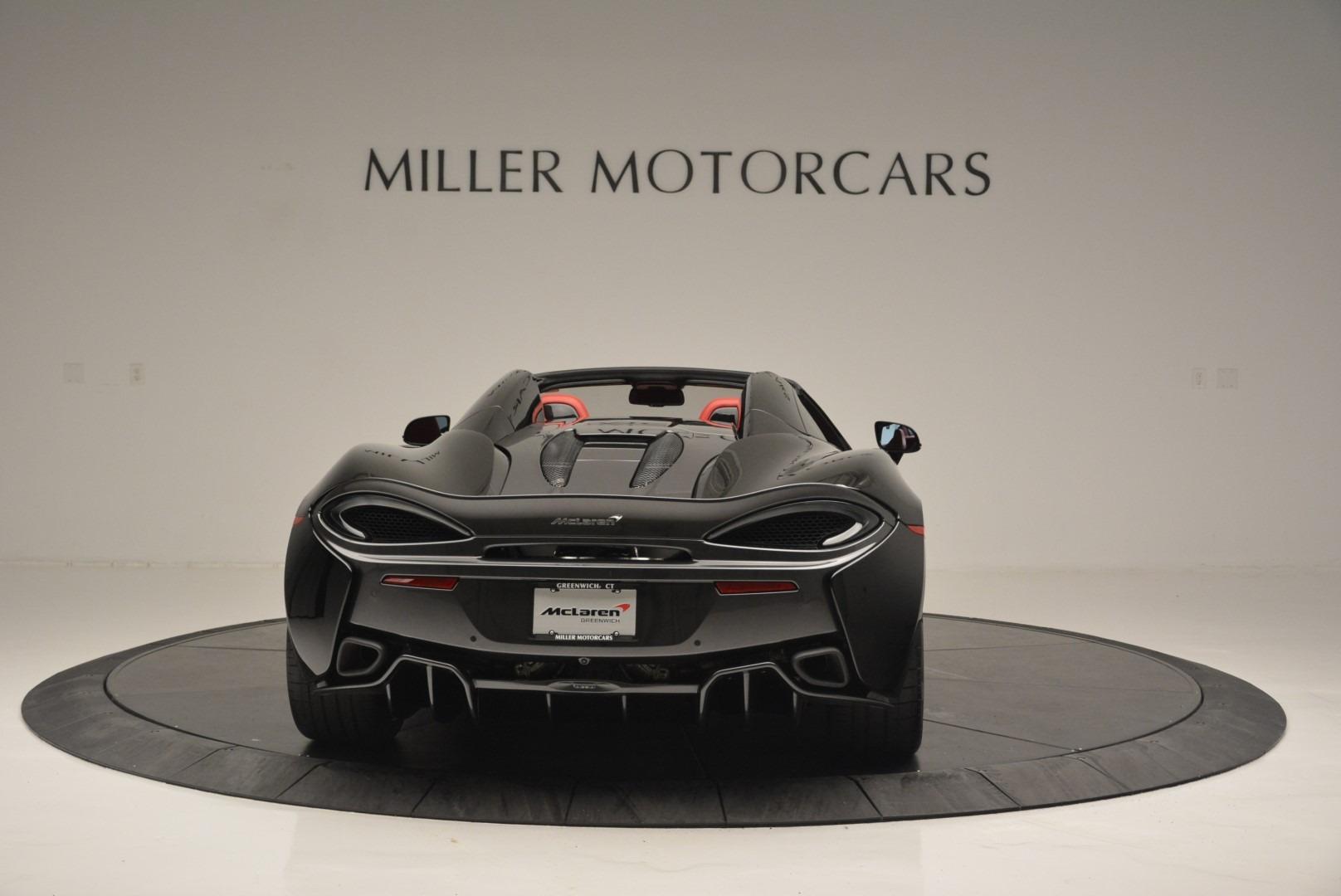 New 2019 McLaren 570S Spider Convertible For Sale In Westport, CT 2522_p6