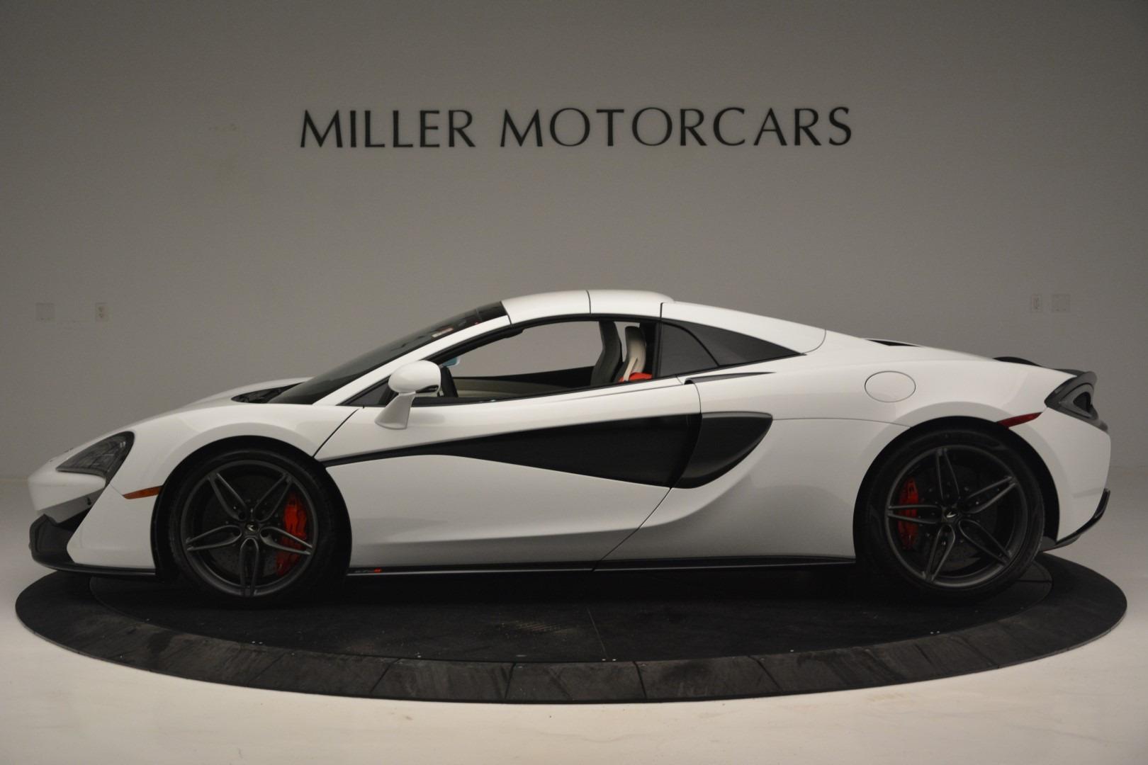 New 2019 McLaren 570S Spider Convertible For Sale In Westport, CT 2523_p16