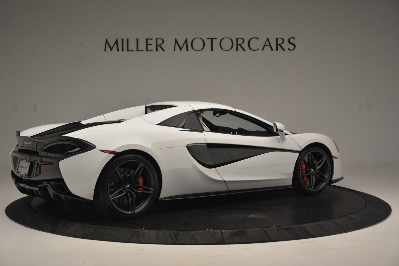 New 2019 McLaren 570S Spider Convertible For Sale In Westport, CT 2523_p19