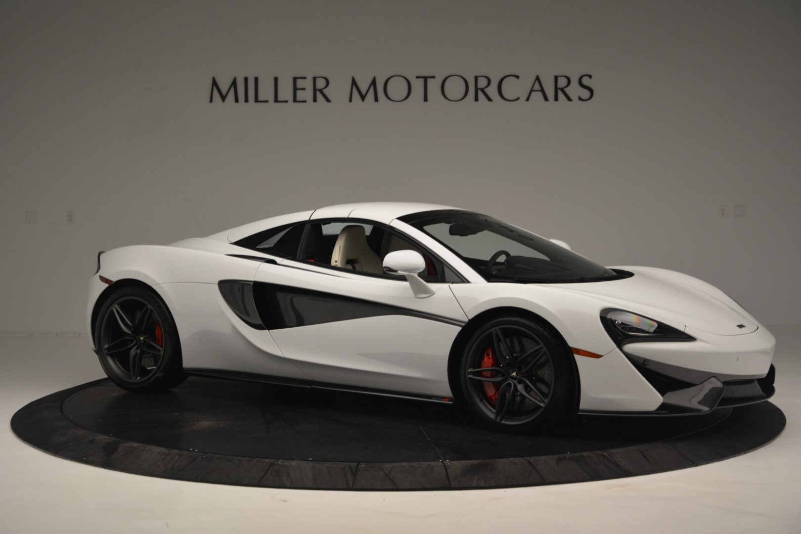 New 2019 McLaren 570S Spider Convertible For Sale In Westport, CT 2523_p20