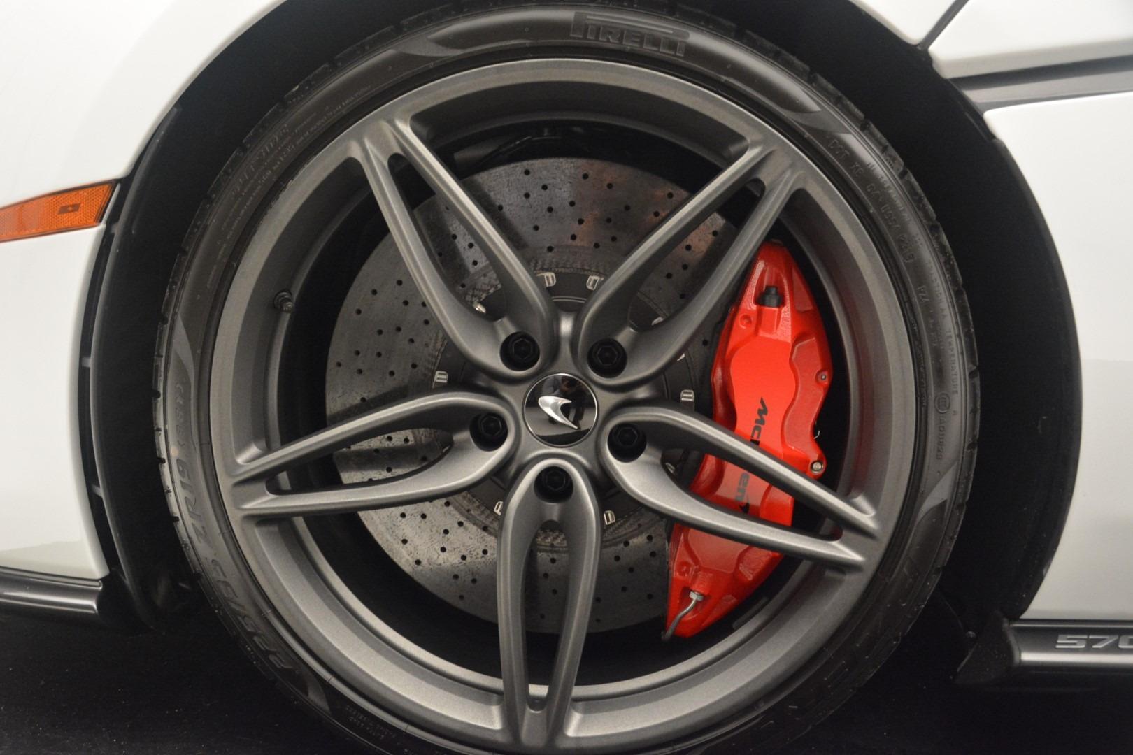 New 2019 McLaren 570S Spider Convertible For Sale In Westport, CT 2523_p22