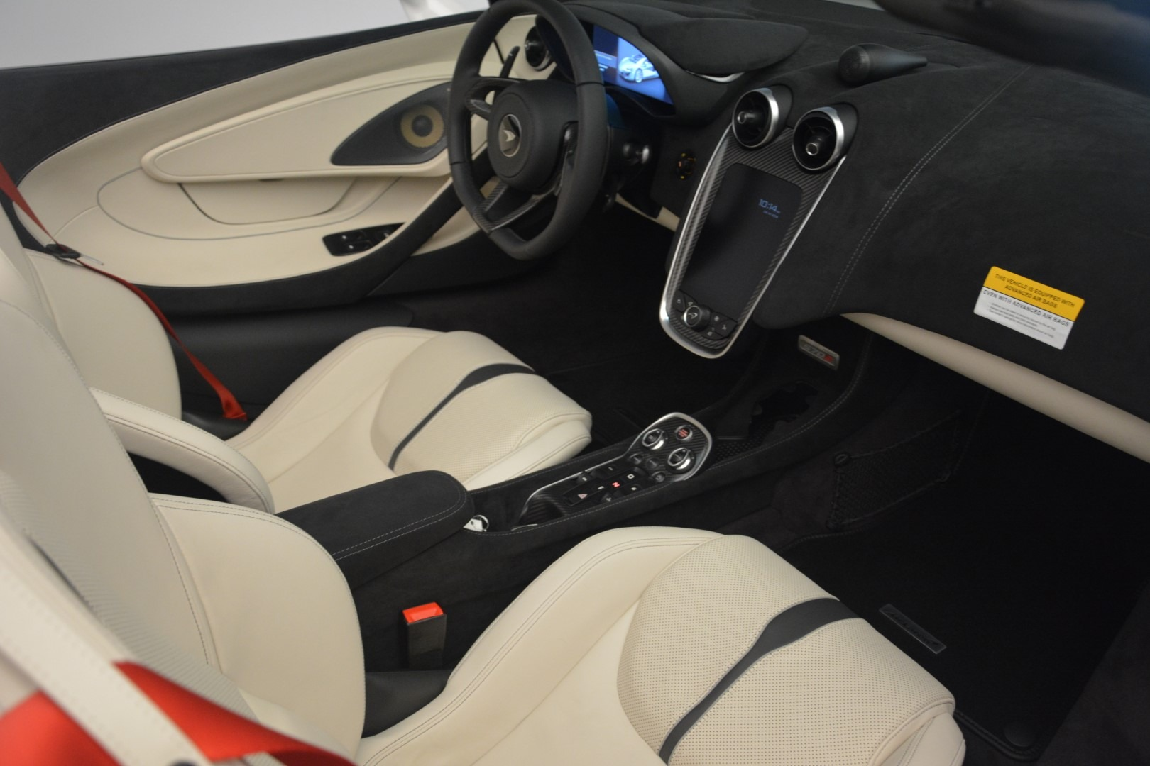 New 2019 McLaren 570S Spider Convertible For Sale In Westport, CT 2523_p26