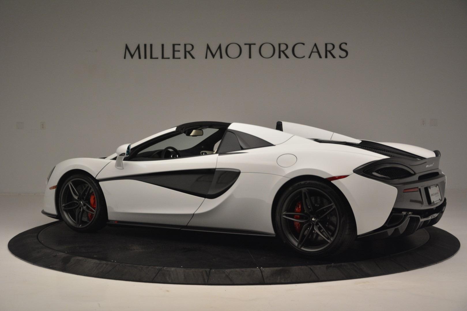 New 2019 McLaren 570S Spider Convertible For Sale In Westport, CT 2523_p4