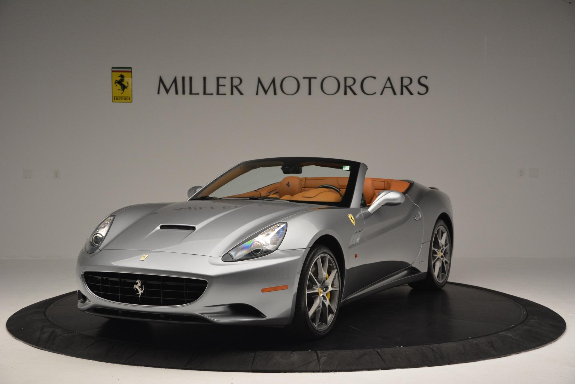 Used 2012 Ferrari California  For Sale In Westport, CT 2524_main