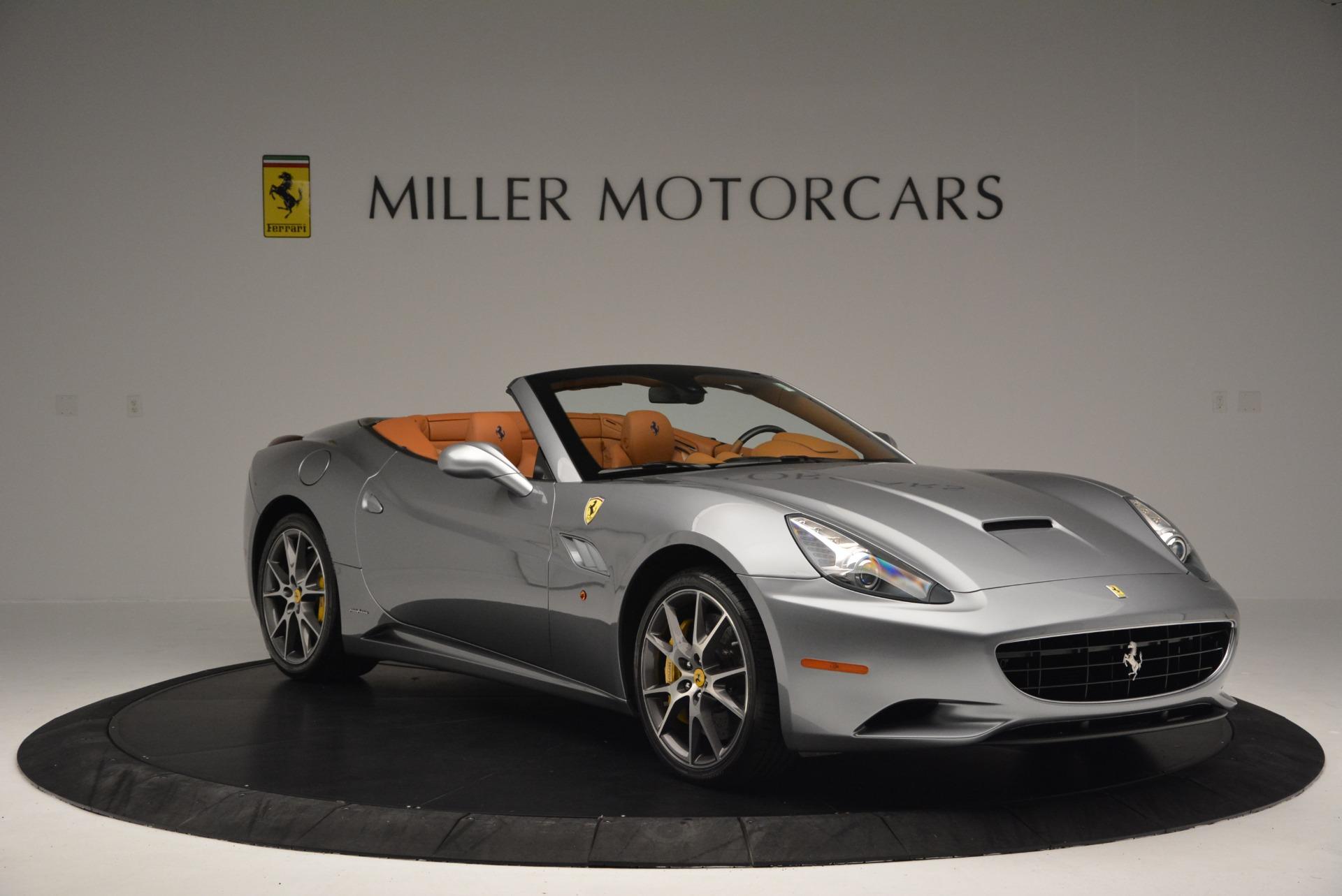 Used 2012 Ferrari California  For Sale In Westport, CT 2524_p11