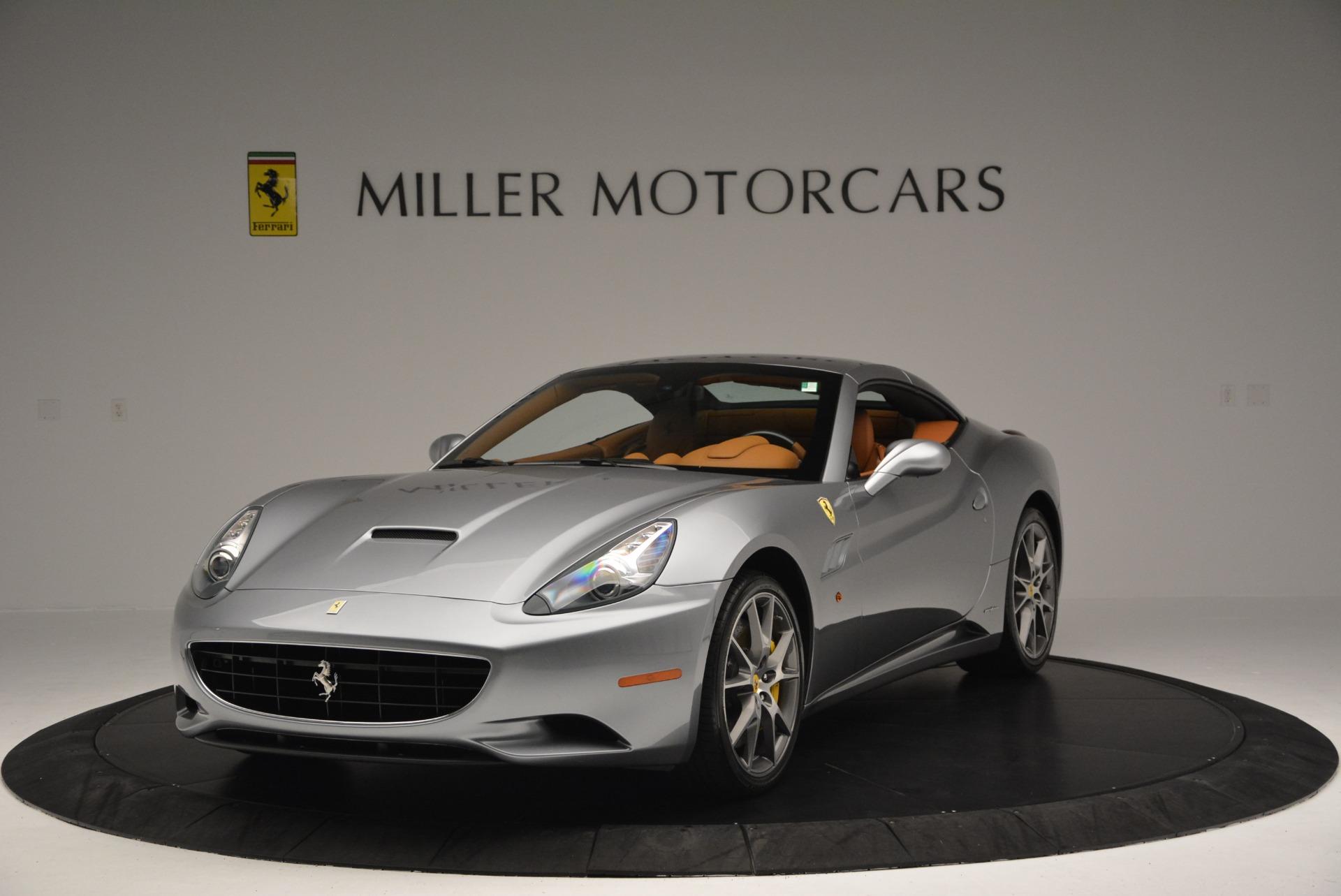 Used 2012 Ferrari California  For Sale In Westport, CT 2524_p13